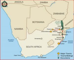 Pretoria-Durban