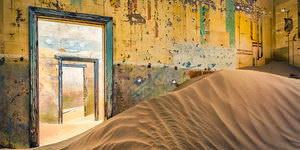 Village fantôme de Kolmanskop