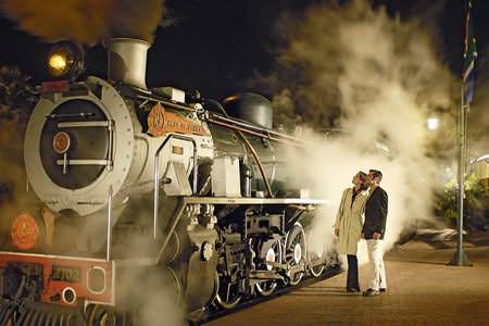 Le Rovos, Afrique australe : l'âge d'or des voyages ferroviaires en Afrique !