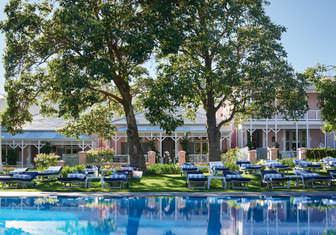 Suite Cottage au Mount Nelson Hotel