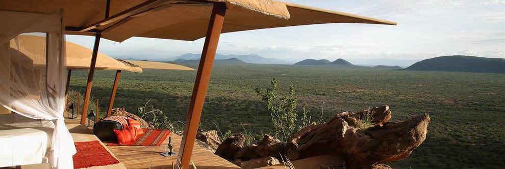 Saruni Samburu Safari Lodge, Kenya