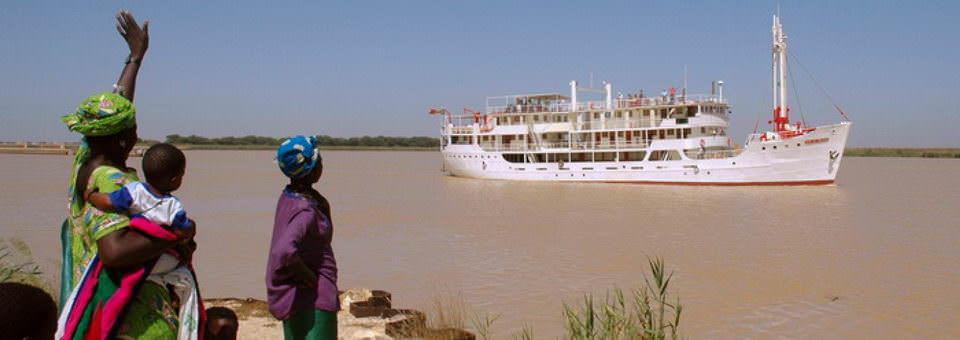 Croisière sur le fleuve Sénégal