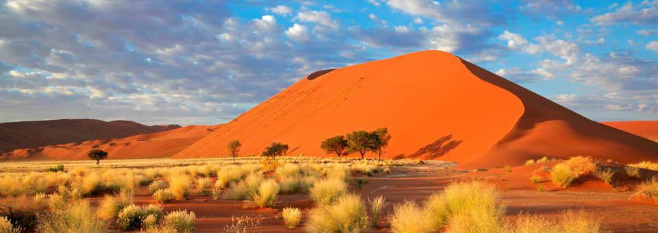 Circuit en Namibie