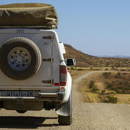 Auto-tours en Afrique