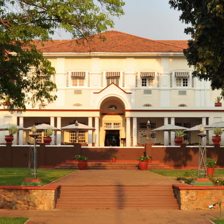 Hôtels et lodges en Afrique