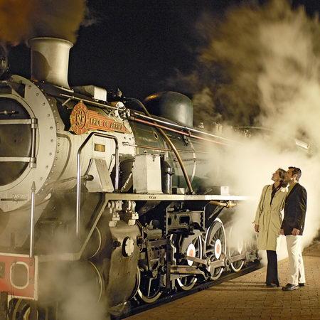 Trains de luxe en Afrique