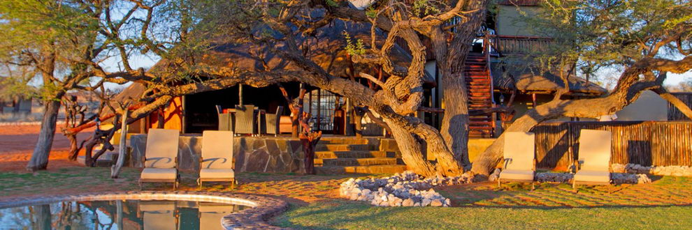 Intu Afrika Camelthorn Lodge, Namibie