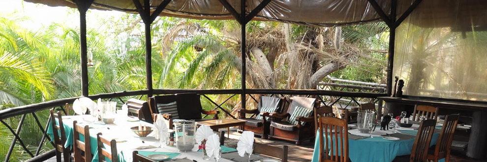 Mazambala Island Lodge, Namibie
