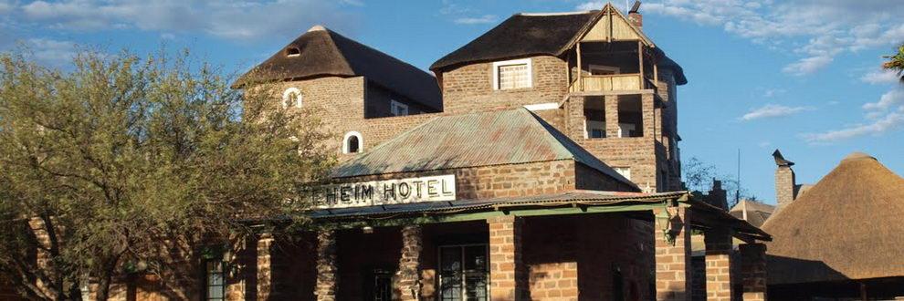 Seeheim Hotel, Namibie