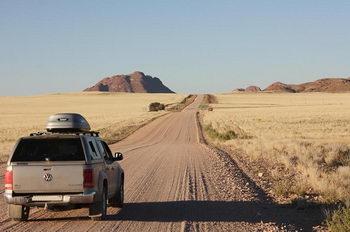 Auto-tour en Namibie