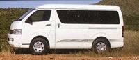 Les minibus 8 ou 12 places : Toyota Quantum