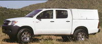 Les véhicules 4x4 : Toyota Hilux Double Cabine