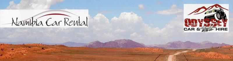 Location de voitures sans chauffeur en Namibie