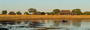 Camp Hwange, Zimbabwe