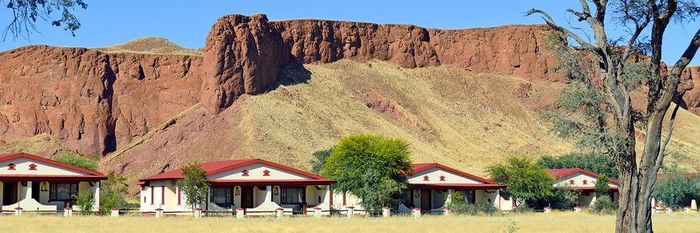 Namib Desert Lodge, Namibie