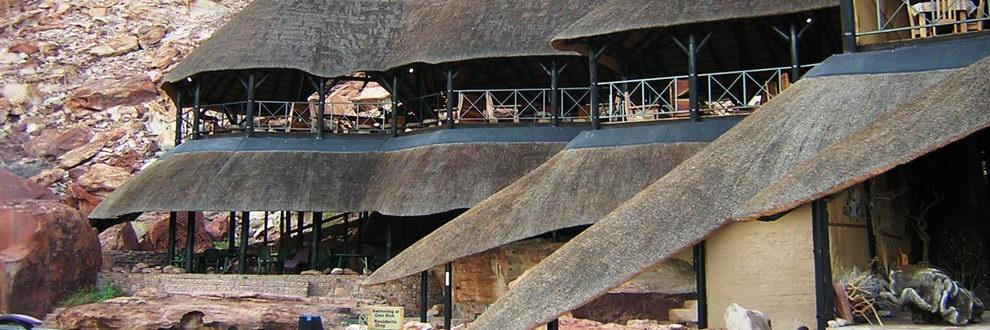 Twyfelfontein Lodge, Namibie