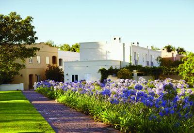 Spier Hotel, Afrique du Sud