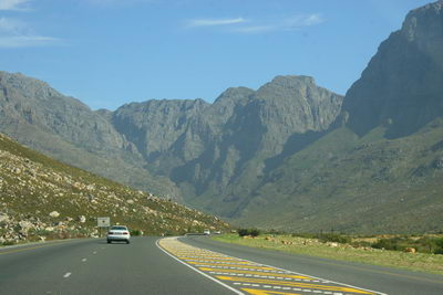 Paysage du Karoo
