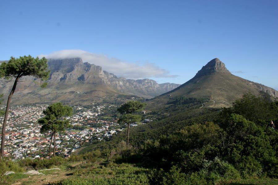 Carte Route Des Jardins Afrique Du Sud.Circuit De La Route Des Jardins En Afrique Du Sud