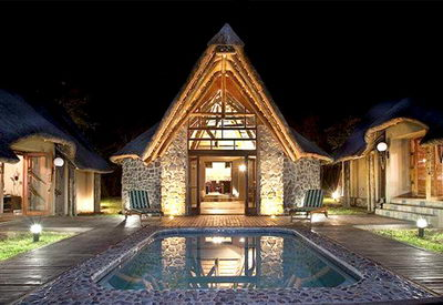Black Rhino Game Lodge, Afrique du Sud