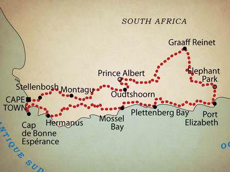 L' Afrique du Sud en Harley-Davidson – « Rainbow Ride »
