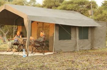Letaka Tented Mobile Camp