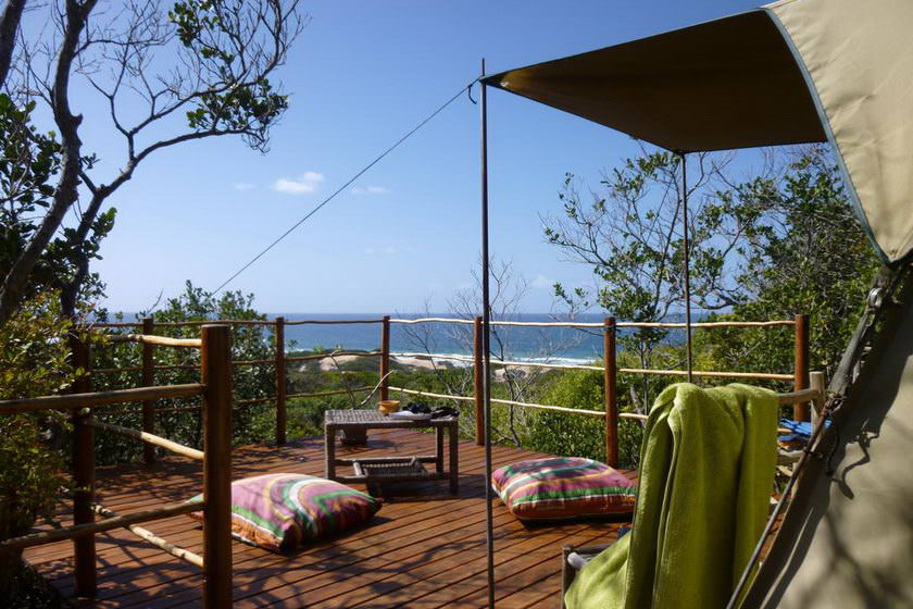 Eco-Lodge Dunes de Dovela