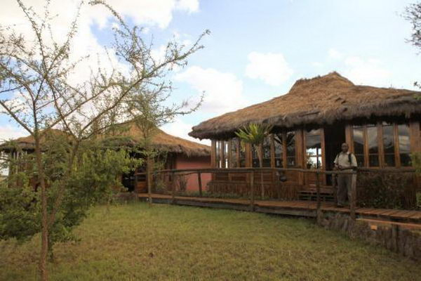 Ngorongoro Forest Tented Lodge (http://www.ngorongoroforestlodge.com)